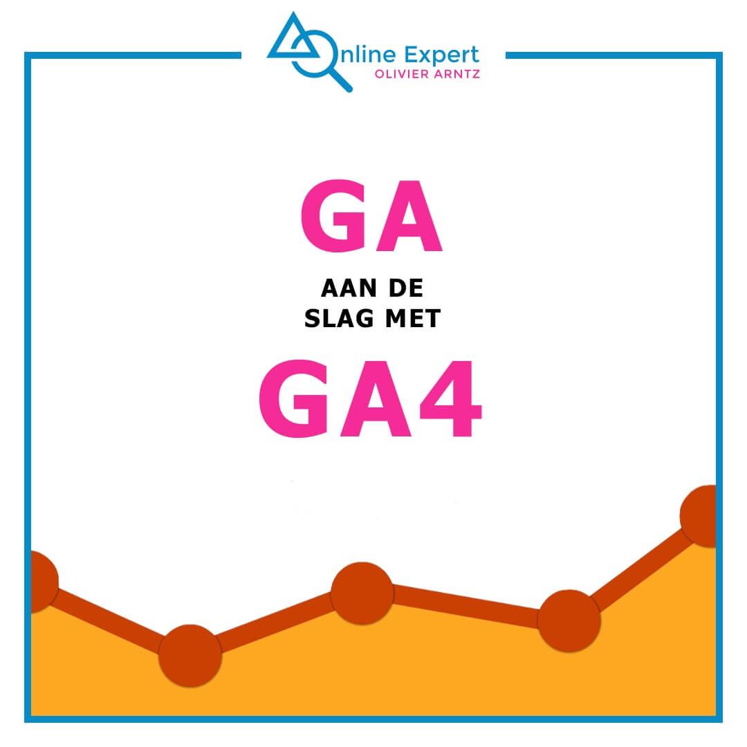 Starten met GA4 samen met Online Expert